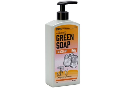 Hand Soap Orange & Jasmine (250 ml)
