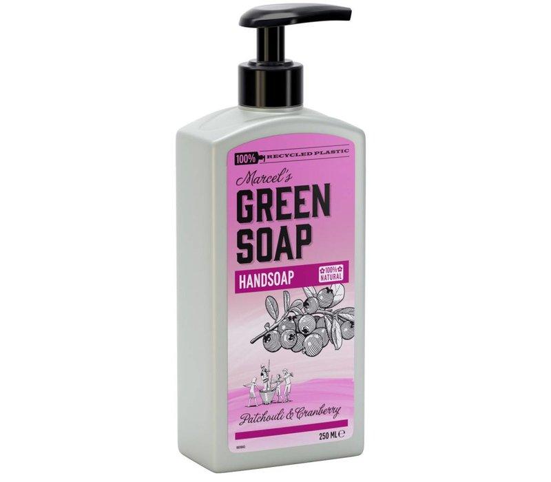 Hand Soap Patchouli & Cranberry