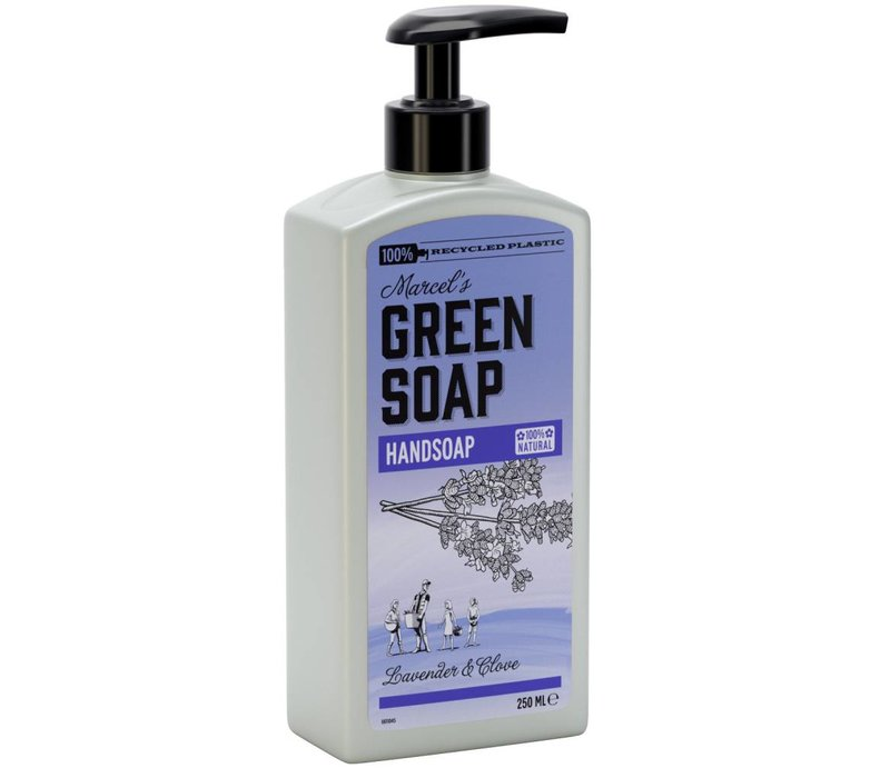 Hand Soap Lavender & Cloves