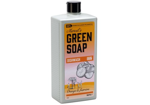 Dishwash Orange & Jasmine (500 ml)
