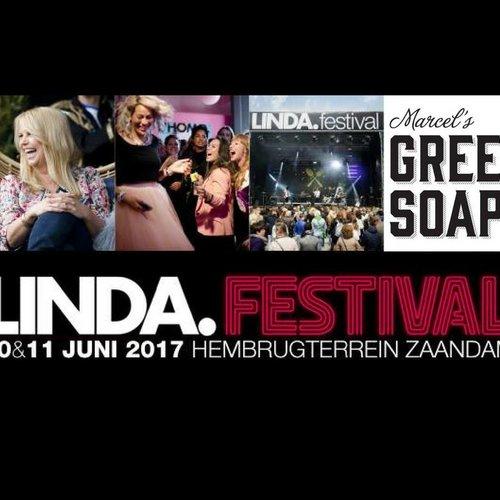 Marcel's Green Soap op LINDA.festival