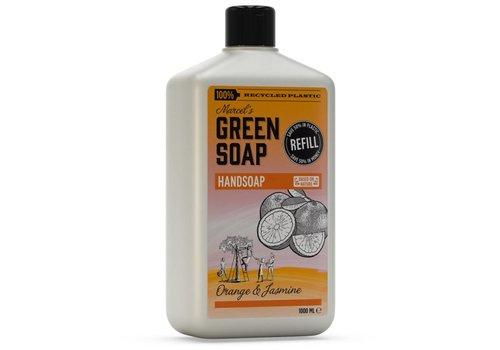 Hand Soap refill Orange & Jasmine (1000 ml)
