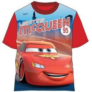 Disney Disney Cars T-shirt Rood