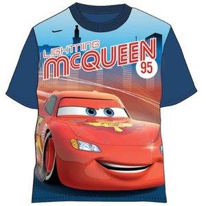 Disney Disney Cars T-shirt Blauw