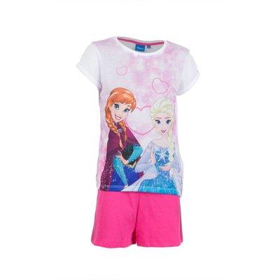 Frozen Disney Kleding setje Roze/wit