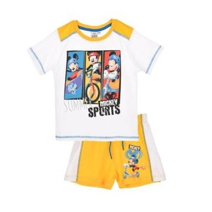 Mickey Mouse Disney Sports Summer kledingset