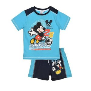 Mickey Mouse Disney Score Kledingset