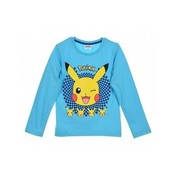 Pok̩mon Pokémon Child T-shirt long sleeve - Lichtblauw