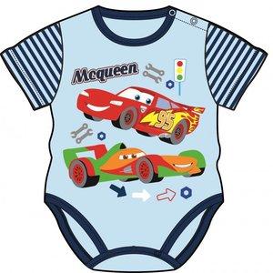 Cars Baby rompertje Blauw/donkerblauw