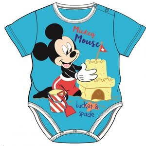 Mickey Mouse Disney babyromper Blauw