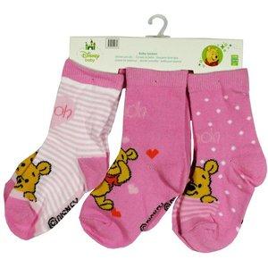 Winnie de Pooh Babysokken meisjes
