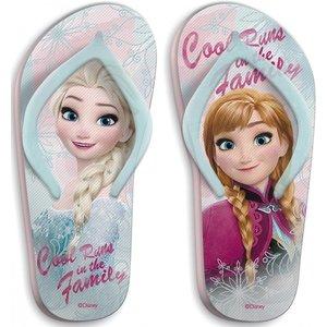 Frozen Disney meiden slippers Anna en Elsa