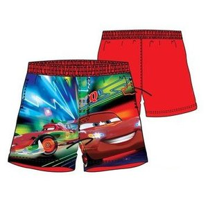 Cars Zwemshort Rood