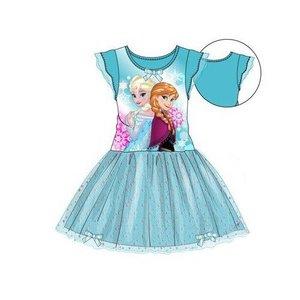 Frozen Elsa jurkje blauw