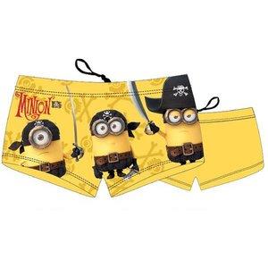 Minions Piraten Zwemboxer geel
