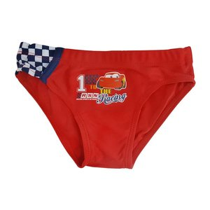 Cars Disney baby zwembroek rood