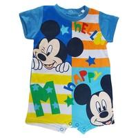 Mickey Mouse Disney romper baby Blauw