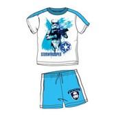 Star Wars Stormtrooper Kledingsetje Blauw-wit
