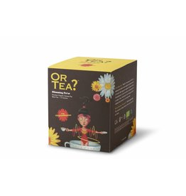 Or Tea? Slimming Pu'er - Builtjes