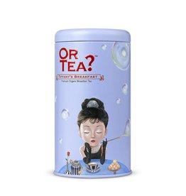 Or Tea? Tiffany's Breakfast - Tin Canister