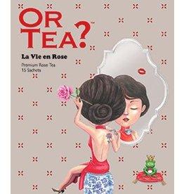 Or Tea? La Vie en Rose - Builtjes
