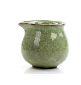 Thee met een Verhaal Serving cup - Serveerkannetje Groen