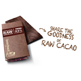 Lovechock LoveChock Organic Raw Chocolate - 93% Cacao