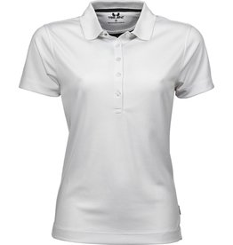 Tee Jays Ladies Performance Polo Sport White