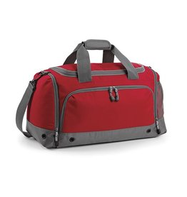 WOW sportswear Athletic Sportbag Red
