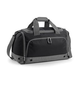 WOW sportswear Athletic Sportbag Black