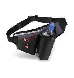 WOW sportswear Hydro Belt Bag Black Graphite
