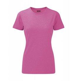 WOW sportswear Ladies WOW Tee Pink