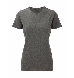 WOW sportswear Ladies WOW Tee Grey Marl