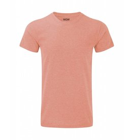 WOW sportswear Men WOW Tee Coral Marl