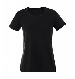 Lady Fit Performance T Black