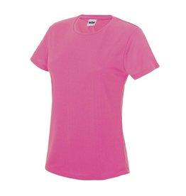 WOW sportswear Sportshirt Neon Pink