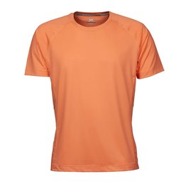 Tee Jays Cool Dry Tee Sun Orange