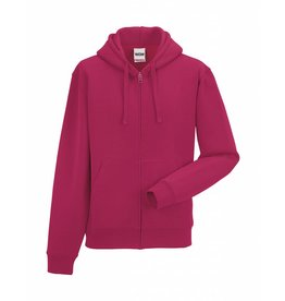 Authentic Zipped Hood Classic Fuchsia