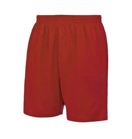 Shorts Men Red