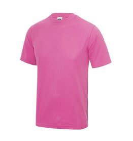 WOW sportswear Sportshirt Neon Pink Men