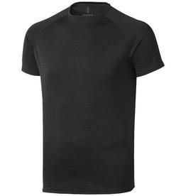 Elevate Sportshirt Black