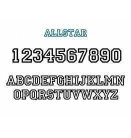 Fonts All Star Font