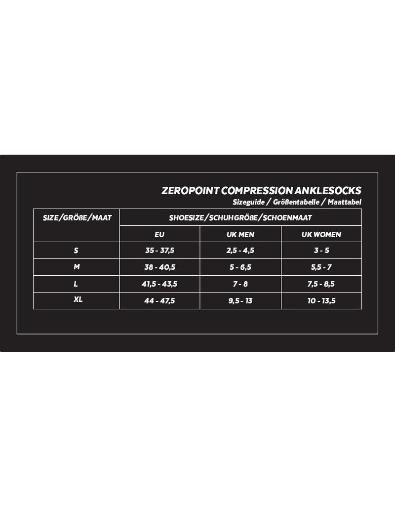 Zero Point Compressie Sok Wit