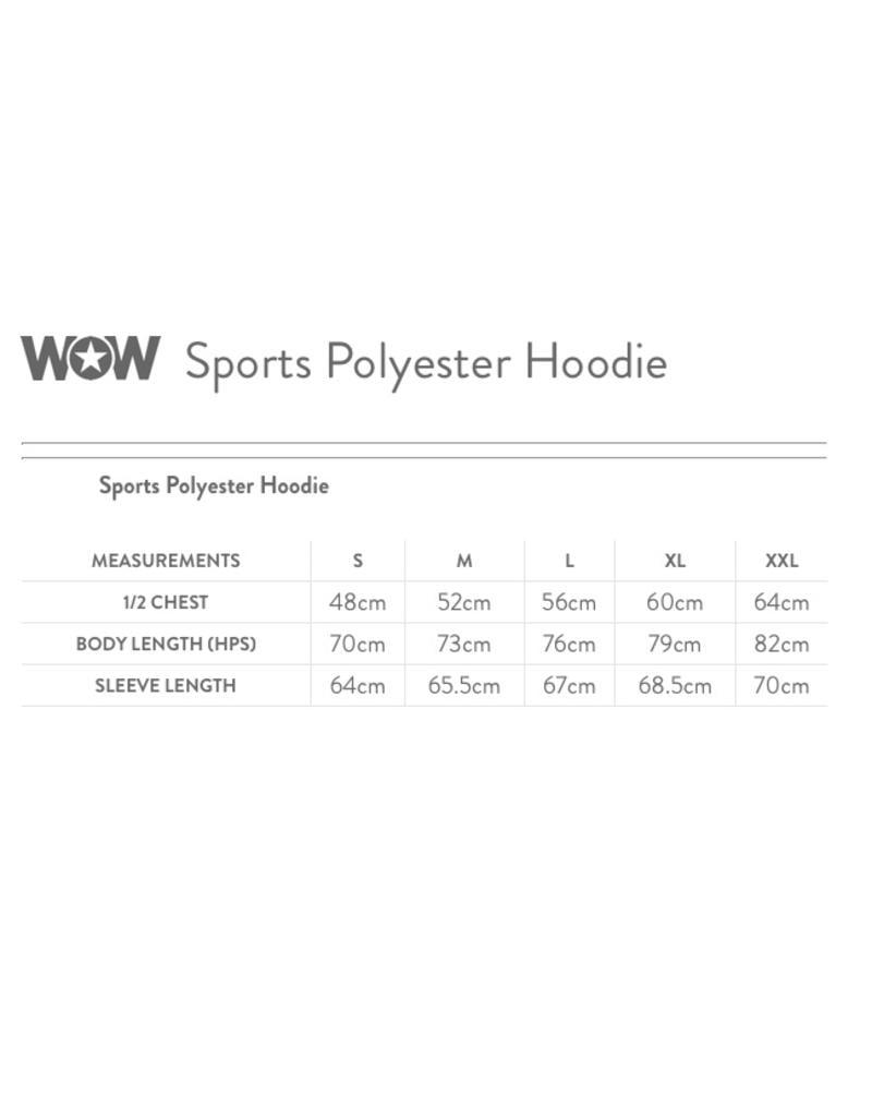 Sport Dry Fit Hoodie Navy