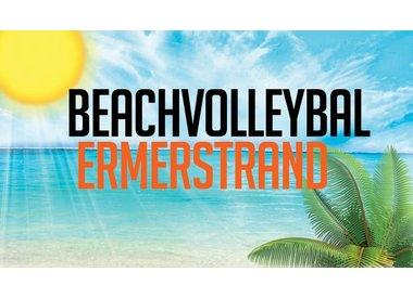Beach Volleybal Ermerstrand