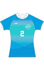 WOW sportswear Performance Shirt Raglan Dames