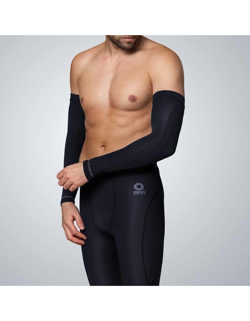 Zero Point Compressie Arm Sleeve Zwart van € 34,90 voor: