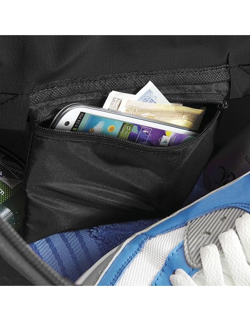 WOW sportswear Athletic Sportbag Black basic