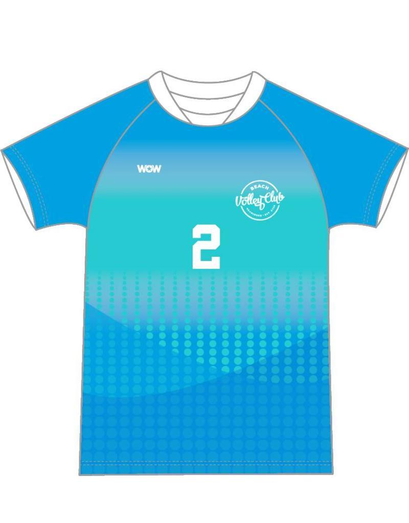WOW sportswear Performance Shirt Raglan Heren BVCG