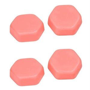 Sunzze 4 Rosa Harsblokken